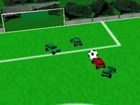 Jeu gratuit Hummer Football 2