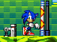 Jeu Sonic Advance 2