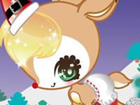 Jeu Bébé Rudolphe