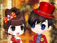 Jeu Mariage à Noël