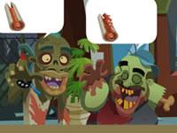 Jeu Zombie Burger