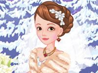Jeu Mariée en hiver