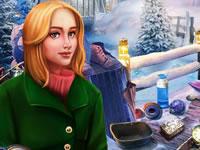Jeu gratuit Après-midi sous la neige
