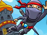 Jeu Ninja Aspiration