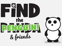 Jeu Find The Penguin
