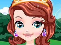 Jeu La tiare de princesse Sofia