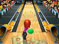 Jeu Disco Deluxe Bowling