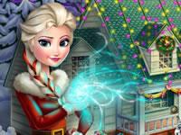 Jeu Elsa Décoration de Noël