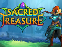 Jeu Sacred Treasure