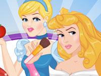 Jeu Méchantes princesses