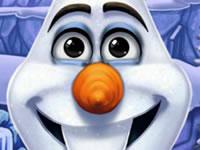 Jeu Olaf change de coupe