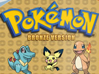 Jeu Pokemon Bronze
