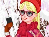 Jouer à Look parfait pour l'hiver