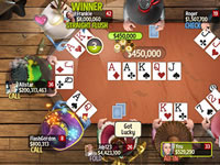 Jeu gratuit Governor of Poker 3
