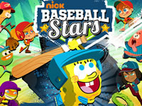 Jeu Nick Baseball Stars
