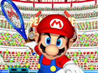 Jouer à Mario Power Tennis