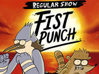 Jeu Fist Punch - Regular Show