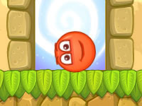 Jeu gratuit Red Ball 5