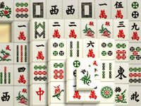 Jeu Mahjong Deluxe