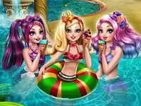 Jeu Ever After High - Pool Party