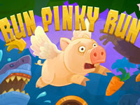 Jeu Run Pinky Run