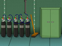 Jeu gratuit Yo Escape The Submarine