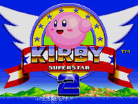 Jeu Kirby Super Star 2