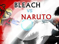 Jeu Bleach vs Naruto 2.5