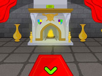 Jeu Escape Dragon Castle