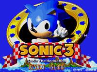 Jeu Sonic 3 Resort Island