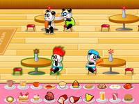 Jeu Le restaurant des pandas
