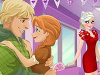 Jouer à Elsa Cupidon pour la Saint Valentin