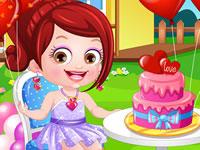 Jeu Bébé Hazel Saint Valentin