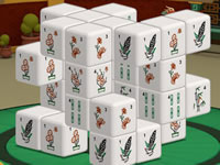 Jeu Mahjong Dimensions 3D