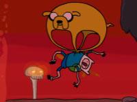 Jeu Adventure Time - Fight-O-Sphere