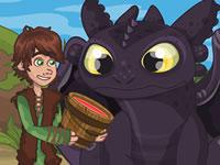 Jeu Dragons - Un bon repas
