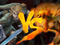 Jeu Anime Battle 1.9
