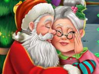 Jeu Le couple de Noël