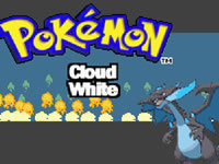 Jeu Pokemon Cloud White