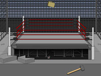 Jeu Escape The Wrestling Ring
