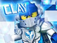Jeu gratuit Nexo Knights Puzzle