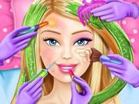 Jeu Barbie Chirurgie esthétique