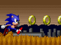 Jeu Sonic Back In Time