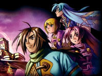 Jeu Golden Sun 2