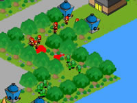 Jeu Strategy Defense 3