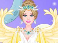 Jeu gratuit Barbie Angélique