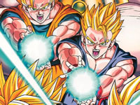 Jouer à Dragon Ball Fierce Fighting 2.9