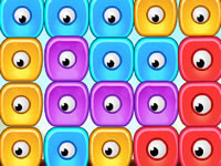 Jeu gratuit Crazy Eye Blocks