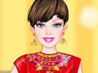 Jeu Barbie Aztèque