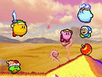 Jeu Kirby - Nightmare in Dream Land